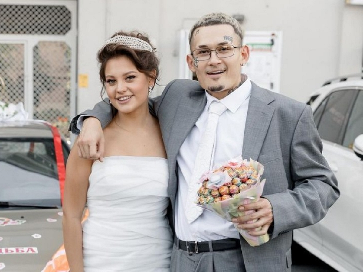 Настоящее фото невесты Моргенштерна с их свадьбы поразило фанатов: разница со снимками в Instagram очевидна