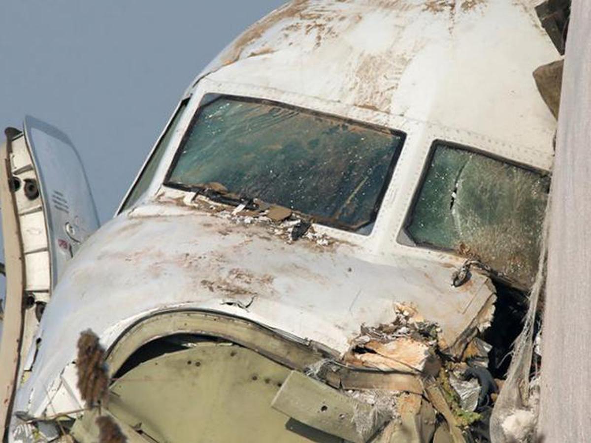 причина гибели Ил-112В