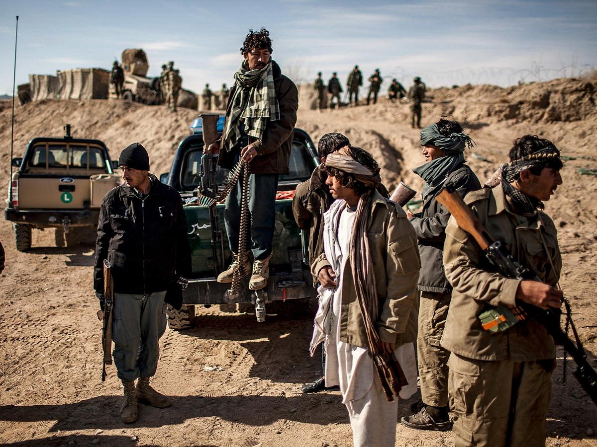 """Боевики """"Талибана""""* сообщили о взятии под контроль Панджшера"""
