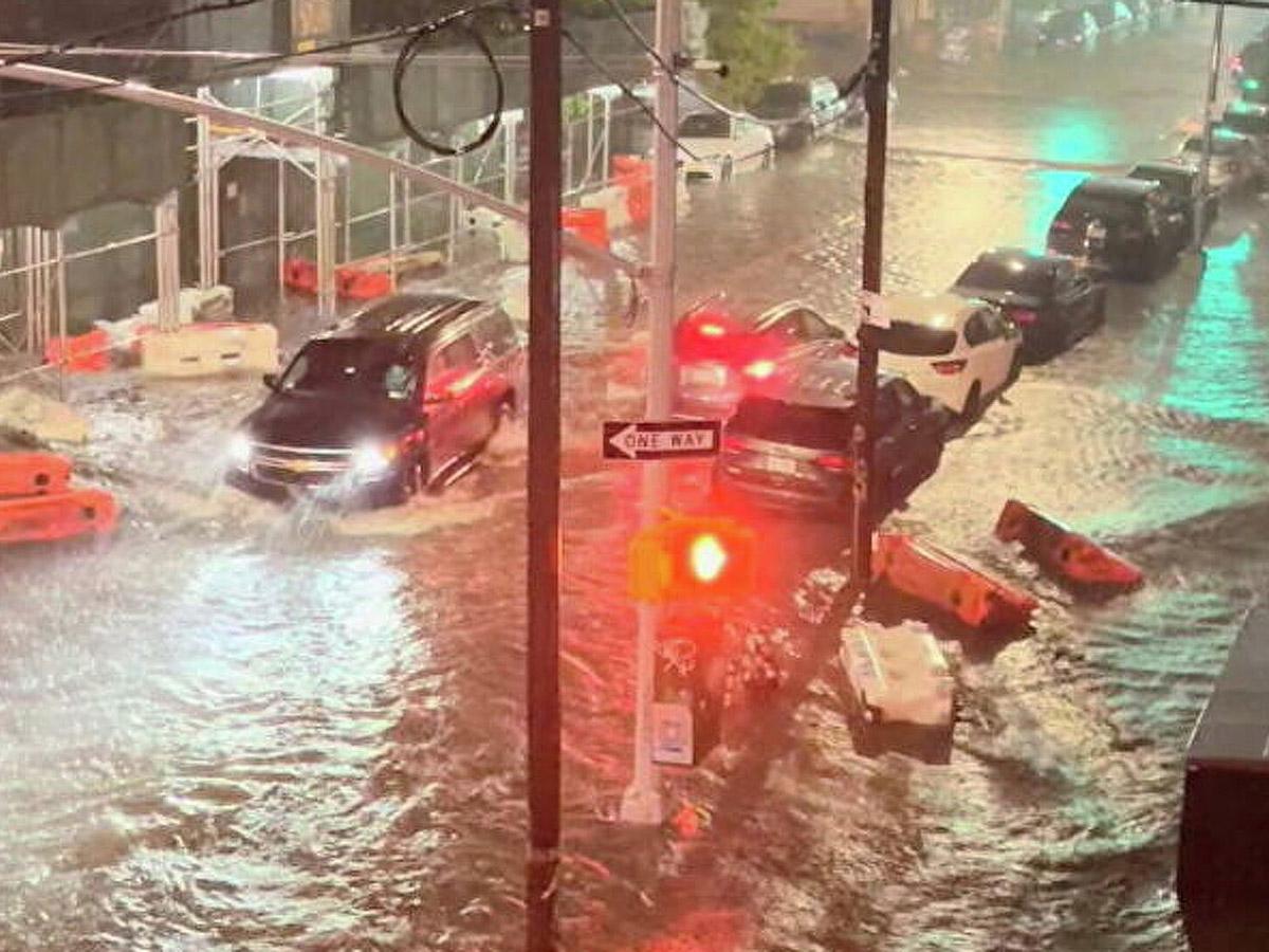 ураган Ида США 45 погибли