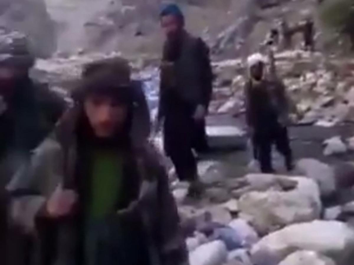 видео бои боевики Афган