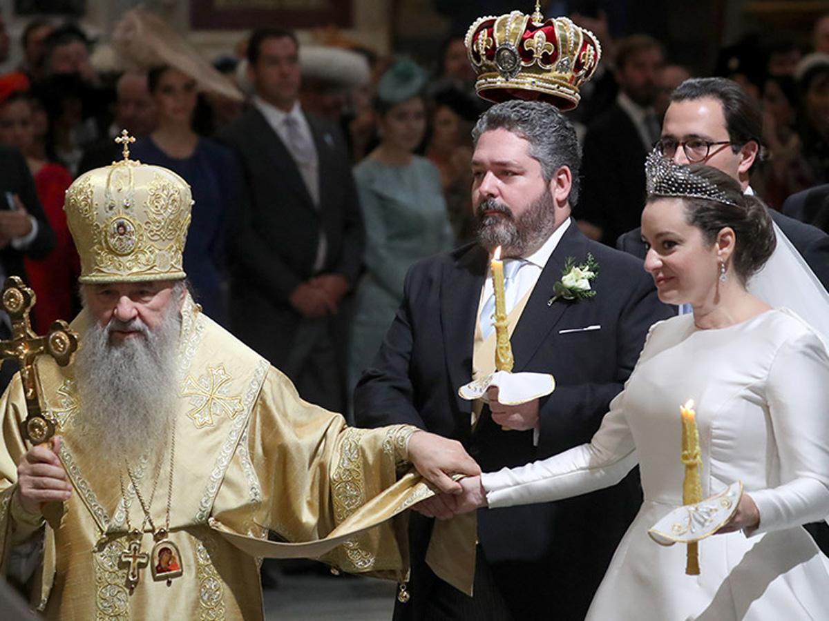 120 лет венчание Романовых
