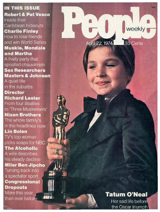 """Дети-актеры, которые номинировались на """"Оскар"""""""