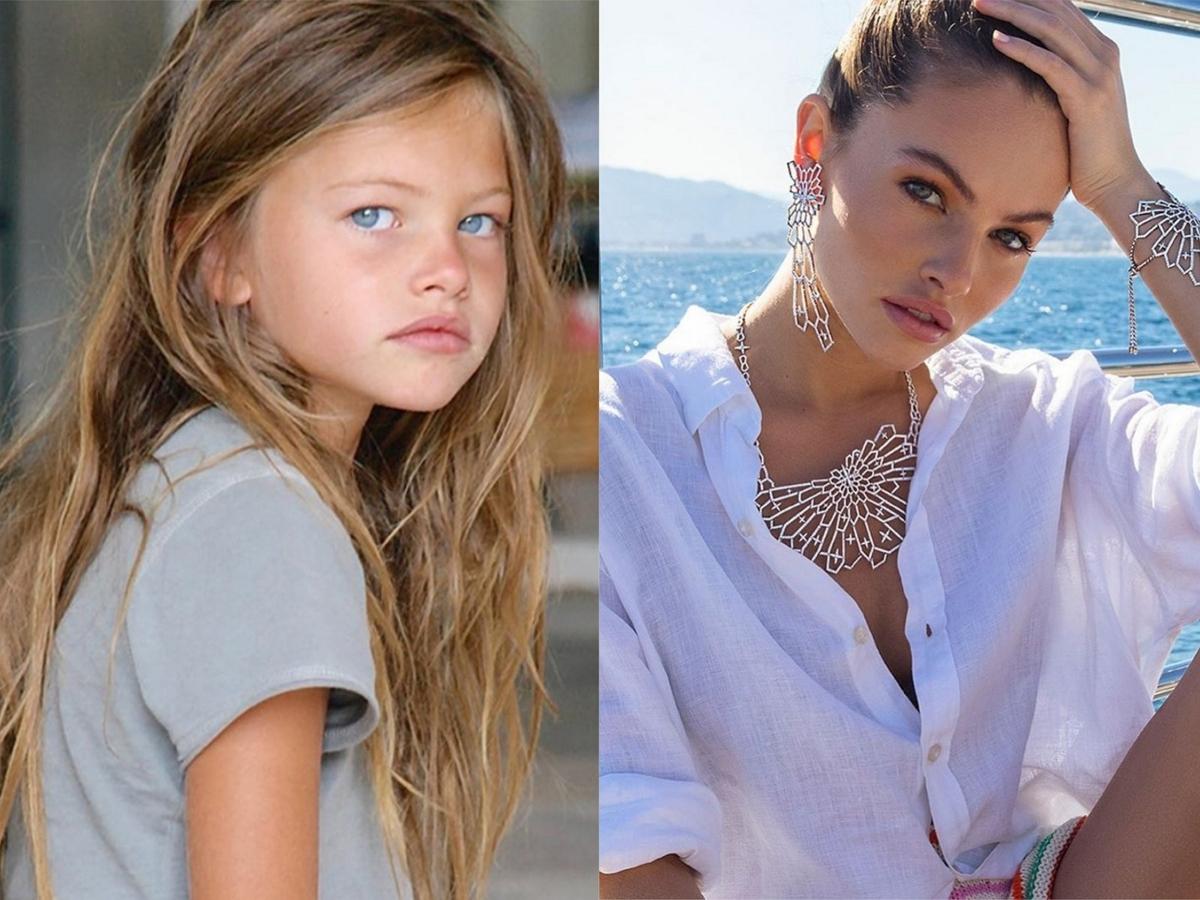 """""""Самая красивая девочка в мире"""" стала взрослой и теперь дефилирует в нижнем белье на подиуме, сводя с ума фанатов"""