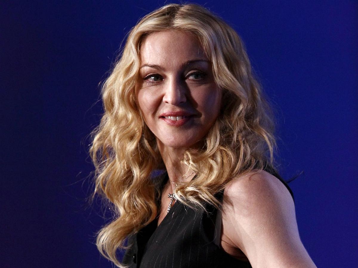 Опубликованный в Сети скриншот показал, как выглядит Мадонна на самом деле