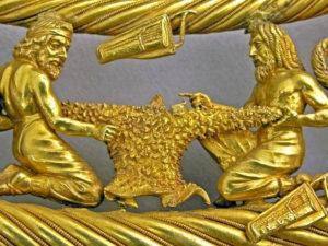 Амстердам скифское золото Украине