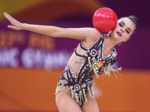 Аверина 14-кратная чемпионка мира