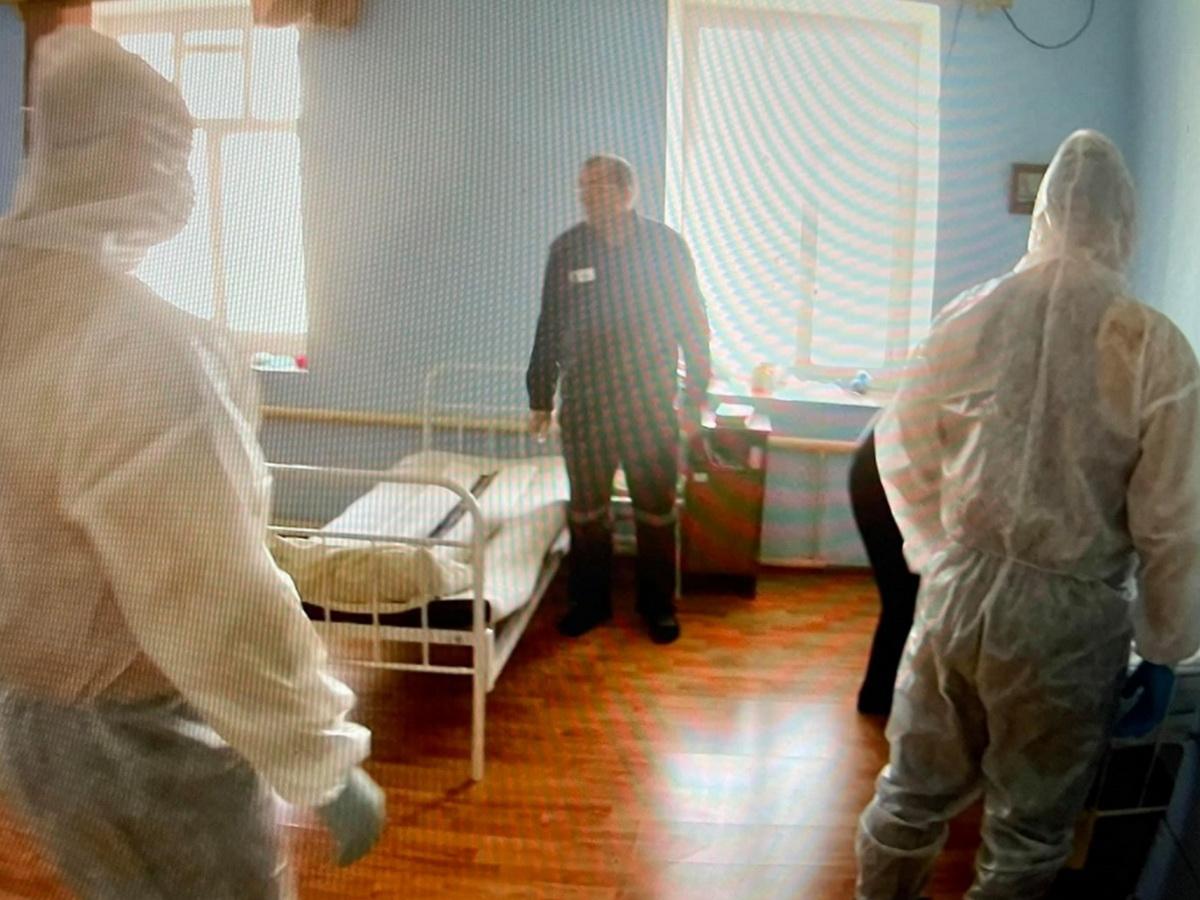 Пытки в саратовской больнице ФСИН