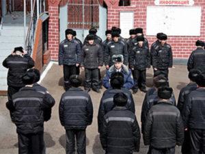 Бунт в колонии Владикавказ