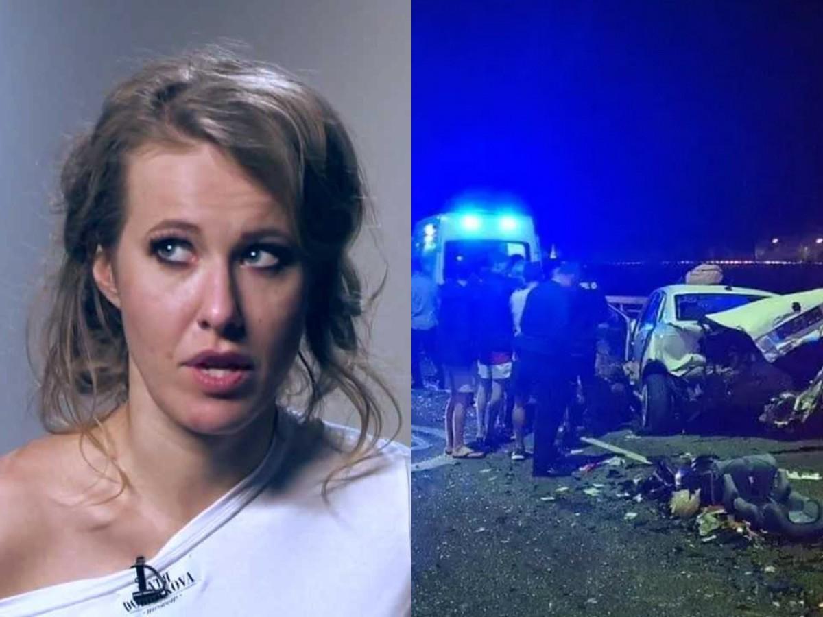 Экс-супруг пассажирки, погибшей в ДТП с участием Собчак, сделал заявление