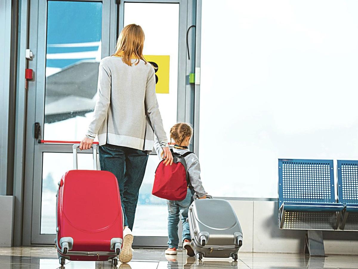 Вывоз детей за границу