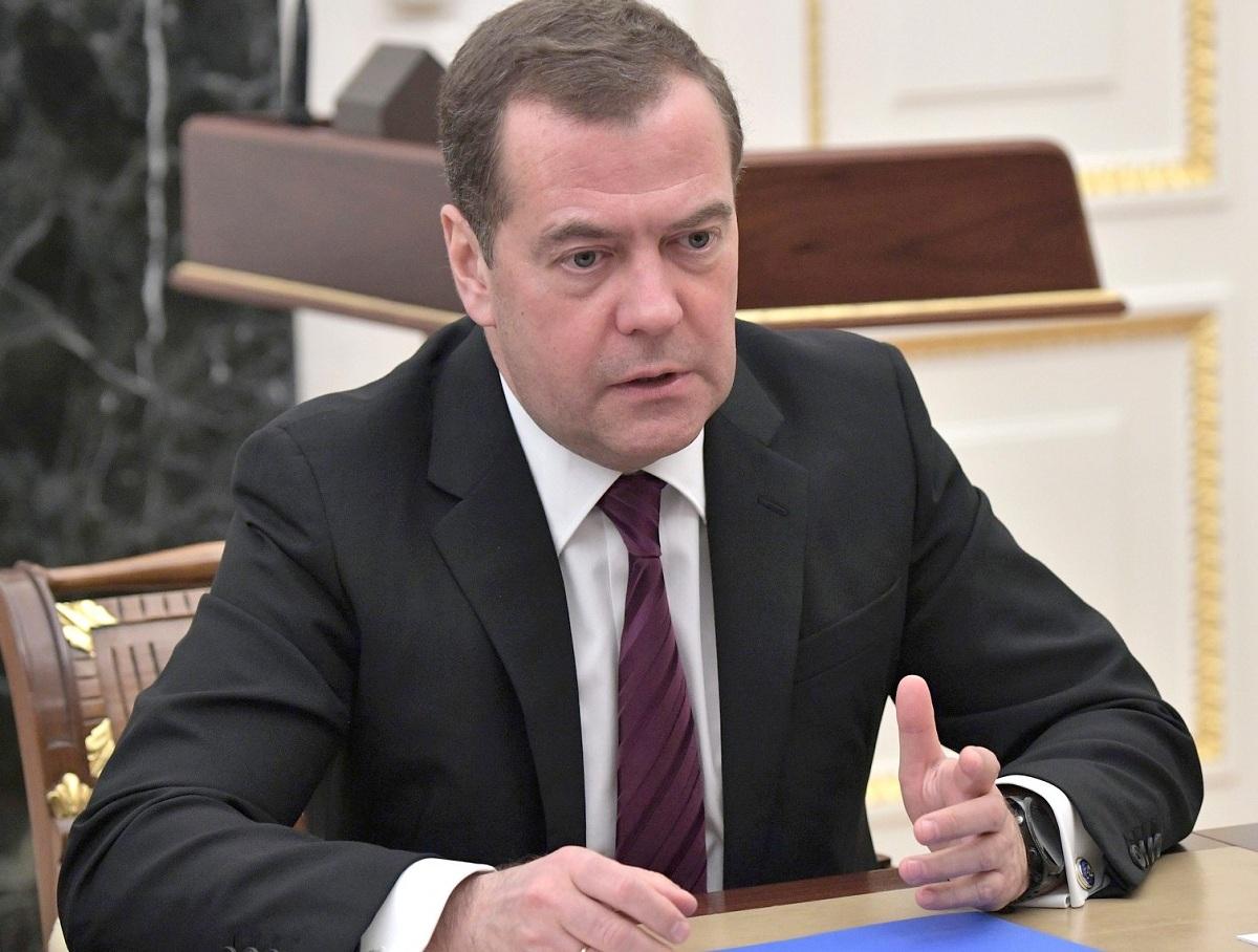 «Ждем вменяемого руководства»: Дмитрий Медведев отверг возможность переговоров с Украиной