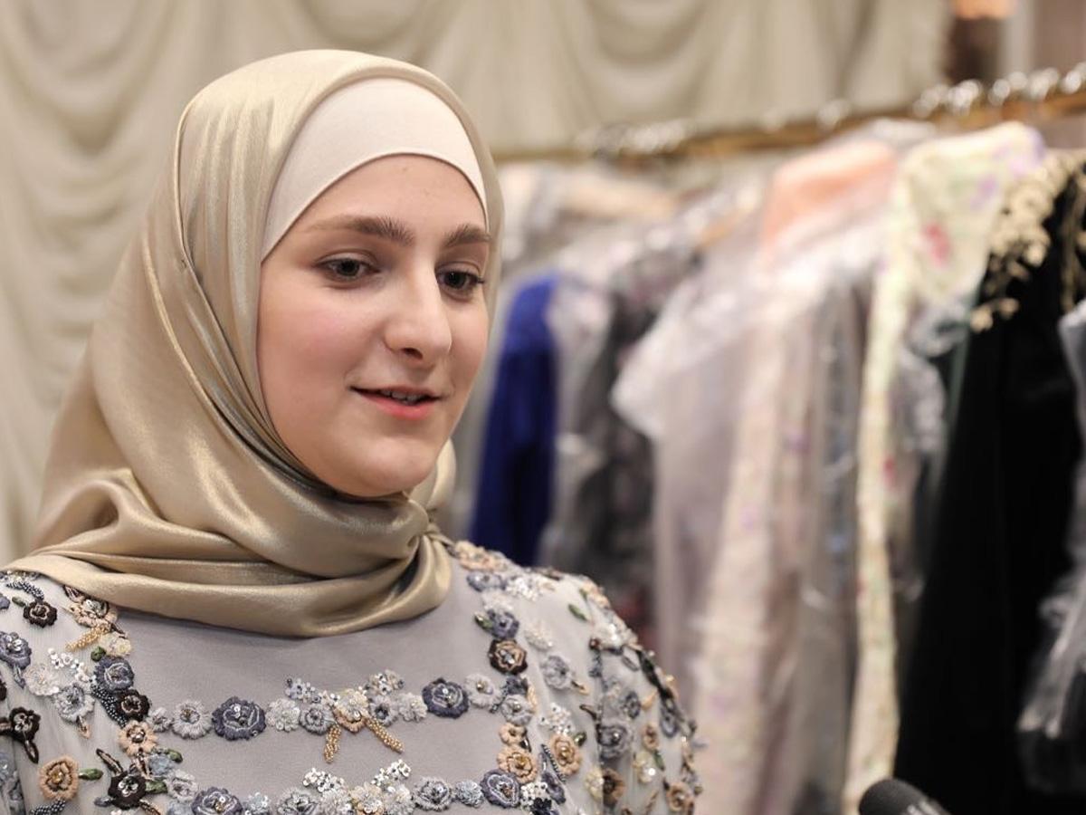 Дочь Кадырова министр культуры