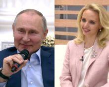 Главред «Эха Москвы» Венедиктов показал фотографию дочери Путина