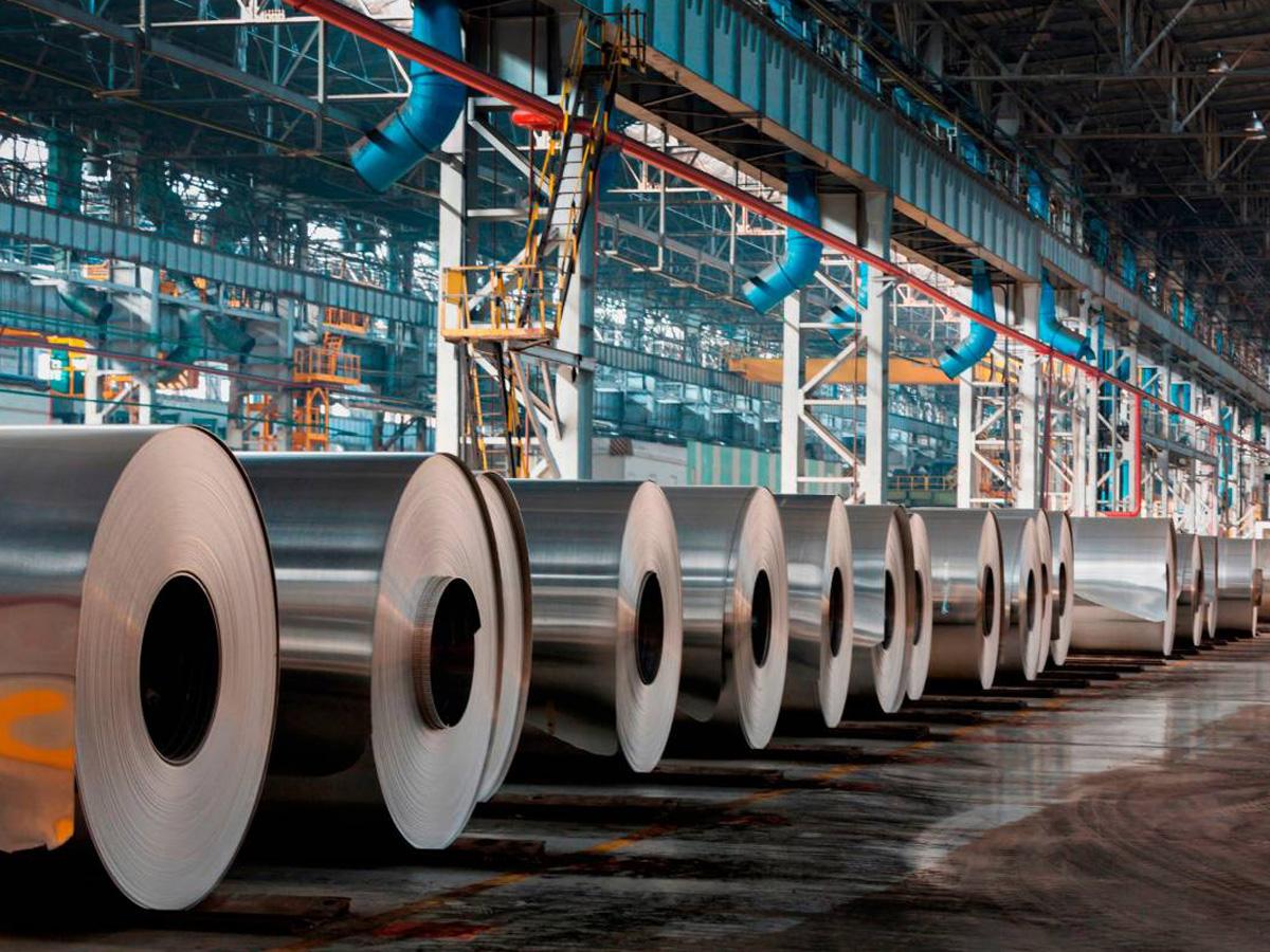 ЕС импорт российской стали