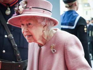 Елизавета II в больнице