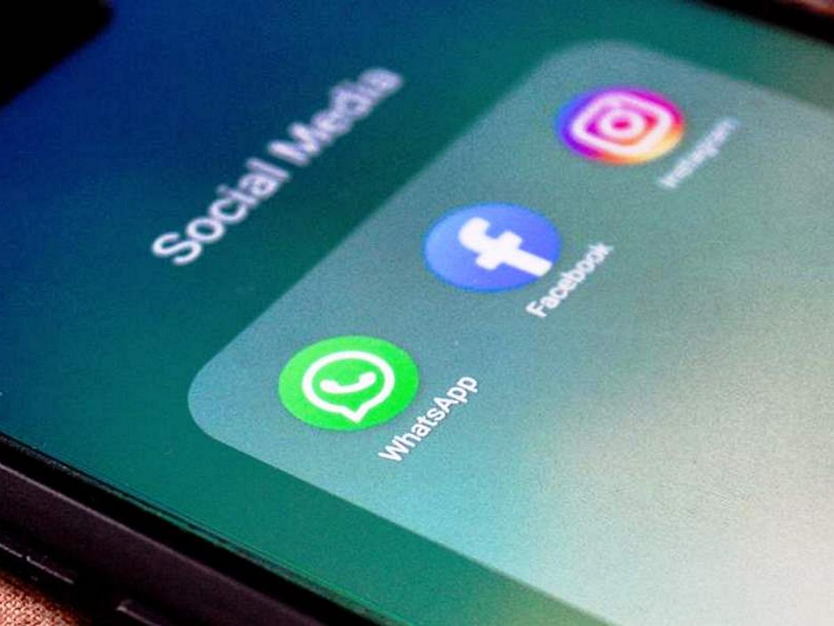 В работе Facebook, Instagram и WhatsApp произошли масштабные сбои соединения с сервером