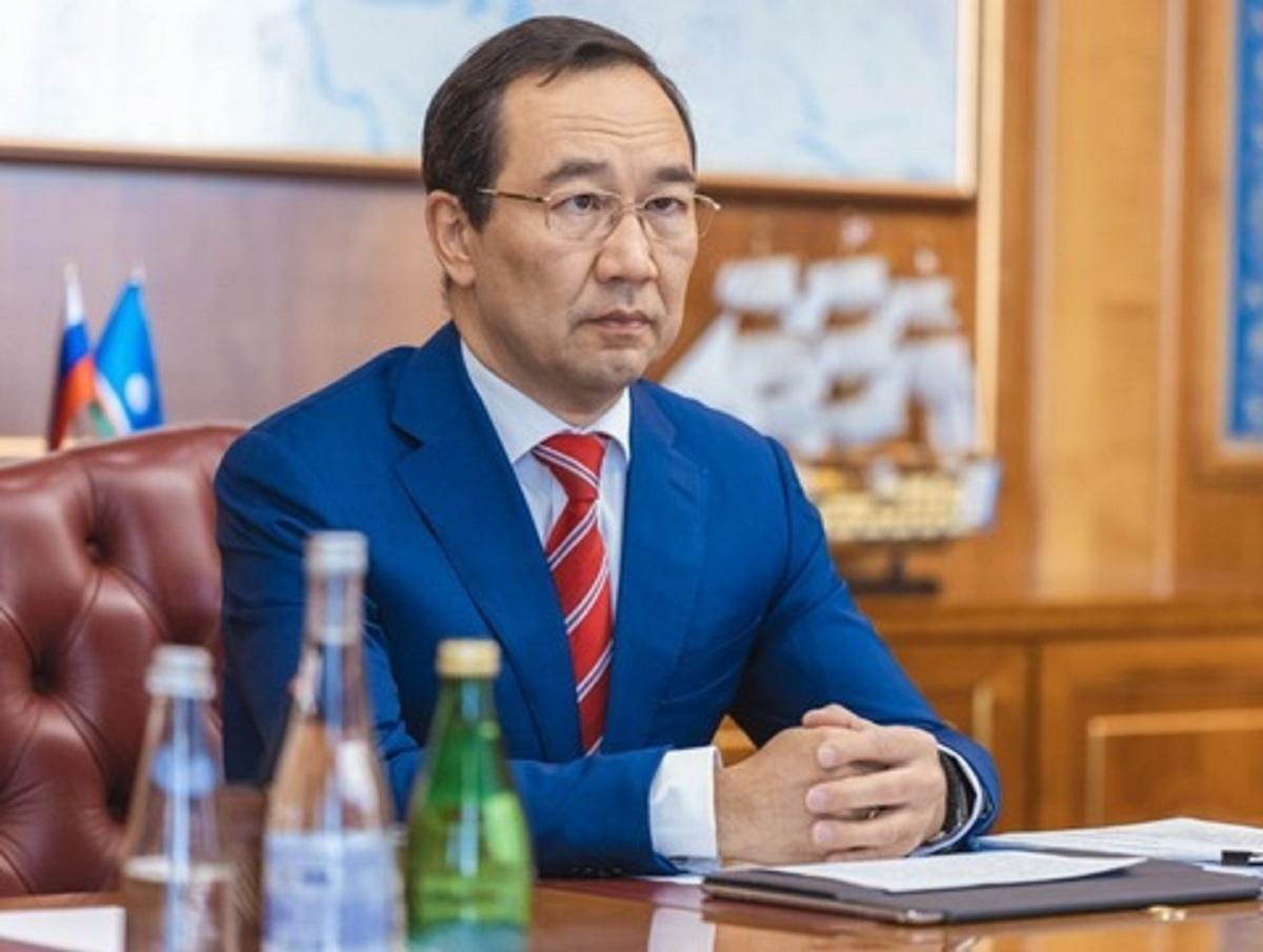 Глава Якутии вышел из себя на совещании с подчиненными