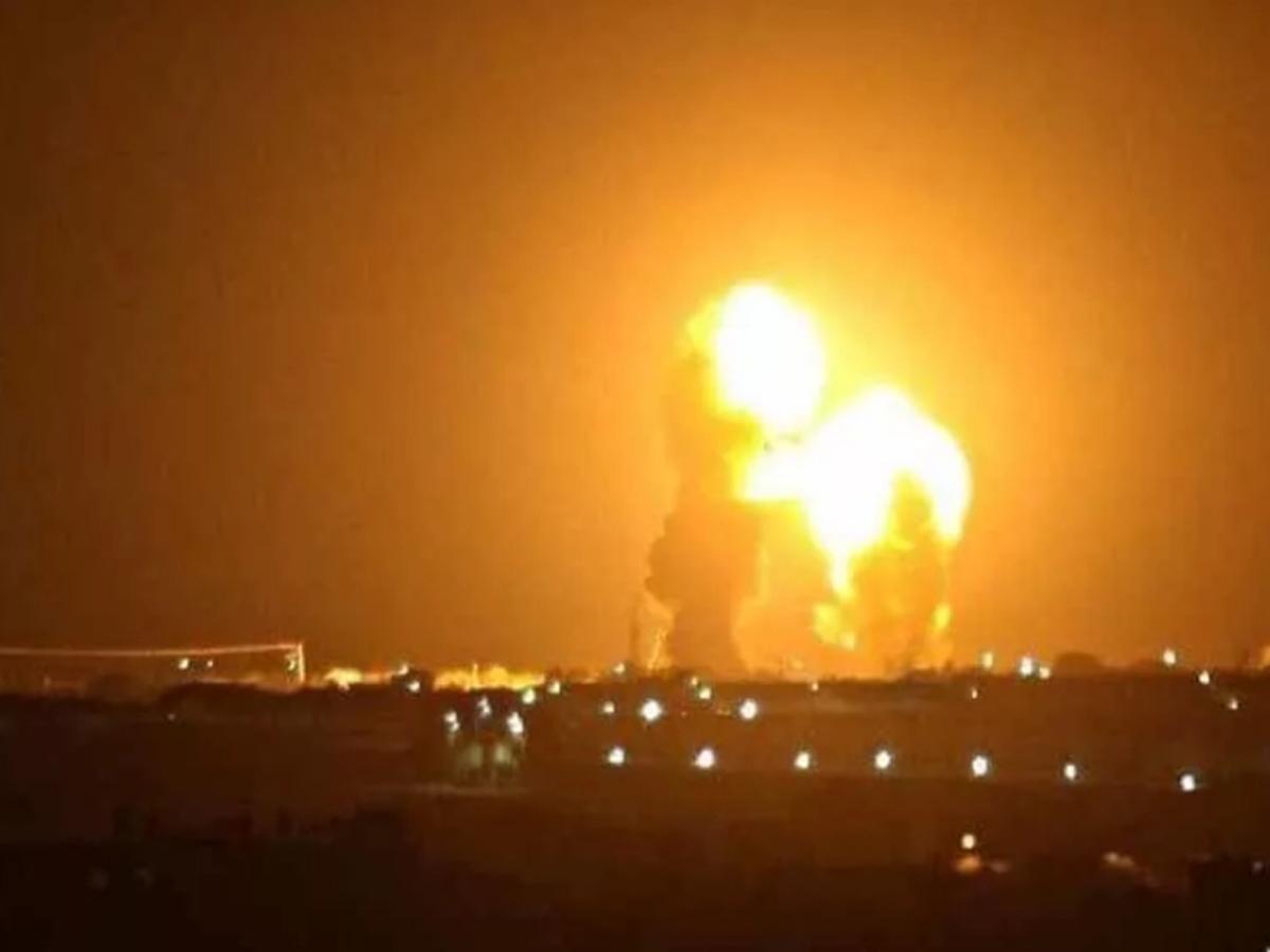 Атака на Иран