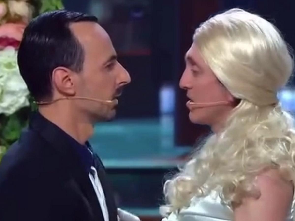 Поцелуй Дорохова
