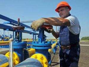 Киев контракт на газ