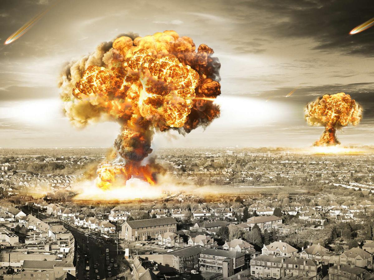 Китай ядерный удар ЕС по РФ