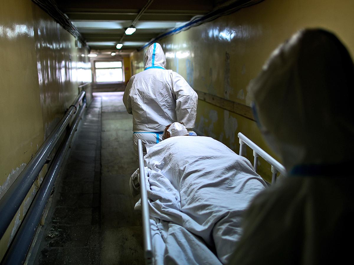 Смертность коронавирус