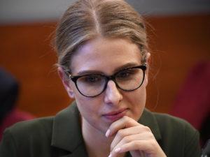Экс-юрист ФБК Любовь Соболь объявлена в розыск