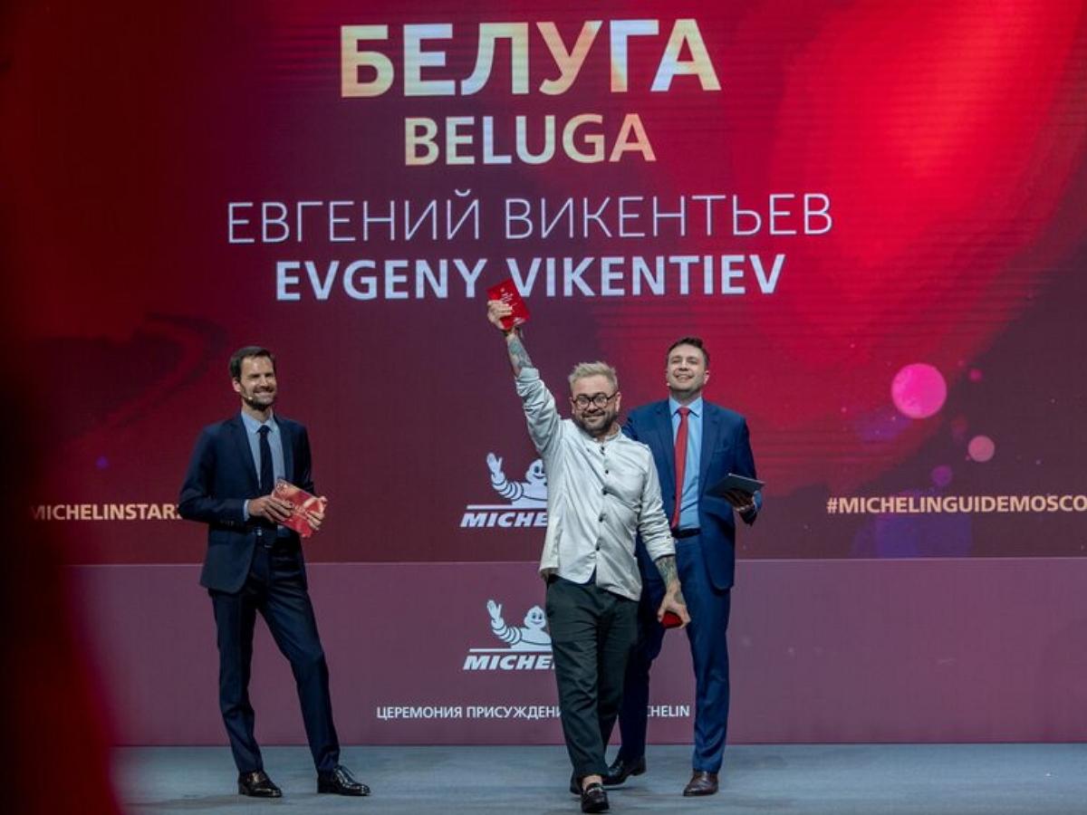 В Москве девять ресторанов впервые удостоились звезд Michelin
