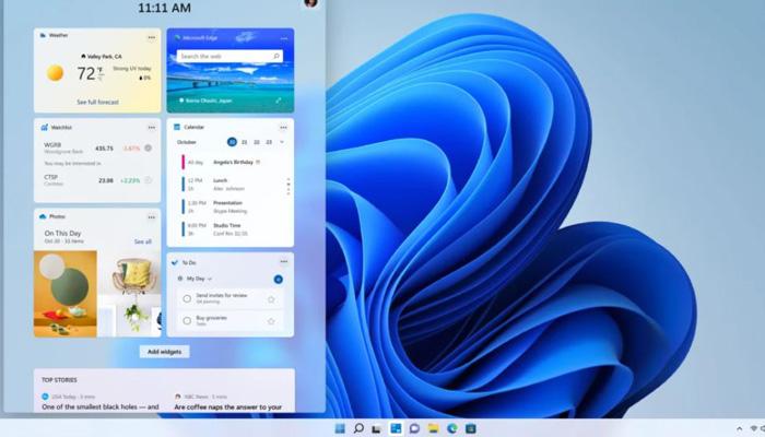Microsoft выпустила Windows 11 с обновленным дизайном