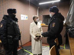 Москва антикоронавирусные меры
