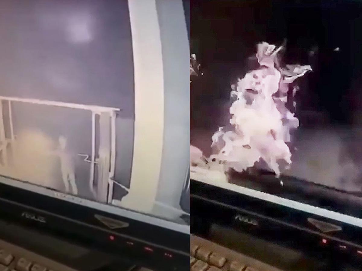 Мурманск коктейль Молотова