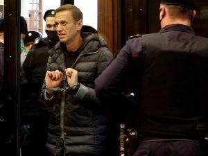 Навальный психологи ФСИН