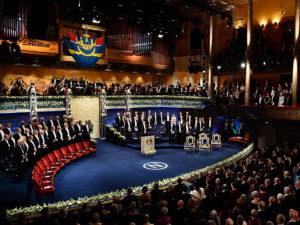 В Стокгольме названы лауреаты Нобелевской премии по экономике
