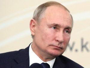 Путин о газовом кризисе в Европе