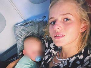 «Вас никто не спрашивает!»: таксист высадил Сашу Бортич с сыном посреди дороги