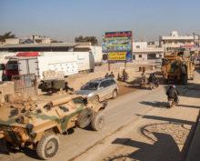 Турецкие танки вошли в Идлиб