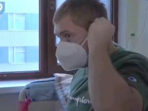Белгородский ТВ-канал показал сюжет, выдав привитого от COVID-19 пациента за непривитого