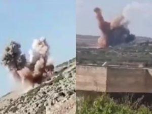 Российские бомбардировщики обрушили удары по турецким военным базам в Сирии