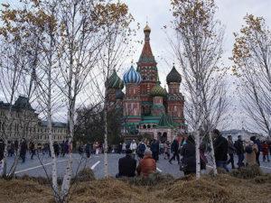 В Москве и области нерабочие дни