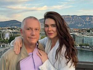 Собчак и Галкин прибыли в Италию на свадьбу бизнесмена Вавилова