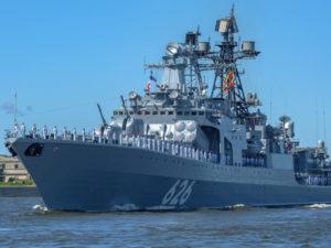 Вице-адмирал Кулаков