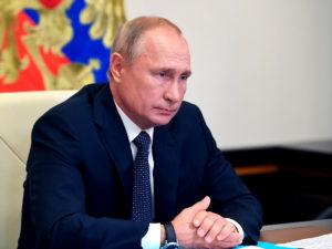 Путин поздравил Муратова с Нобелевской премией мира и высказался об иногантах