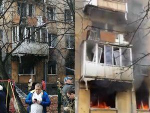 Взрывы газа за один час произошли в двух российских городах: есть пострадавшие