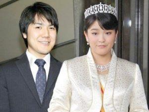 Японская принцесса Мако вышла замуж за однокурсника, лишившись титула