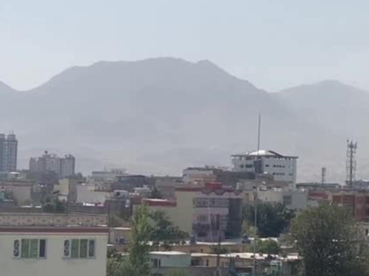 Уничтожение боевиков в Афганистане