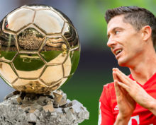 «Золотой мяч» Левандовски»