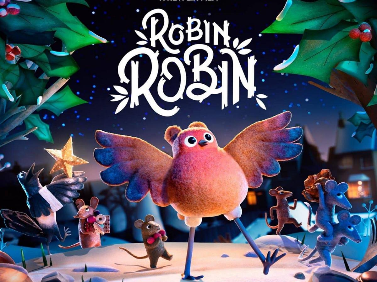 Netflix выпустил трейлер мультфильма «Зарянка Робин»