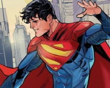 Фанаты Супермена борются против бисексуального главного героя с издательством