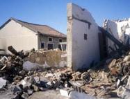 Превращение зданий в невидимки для землетрясений
